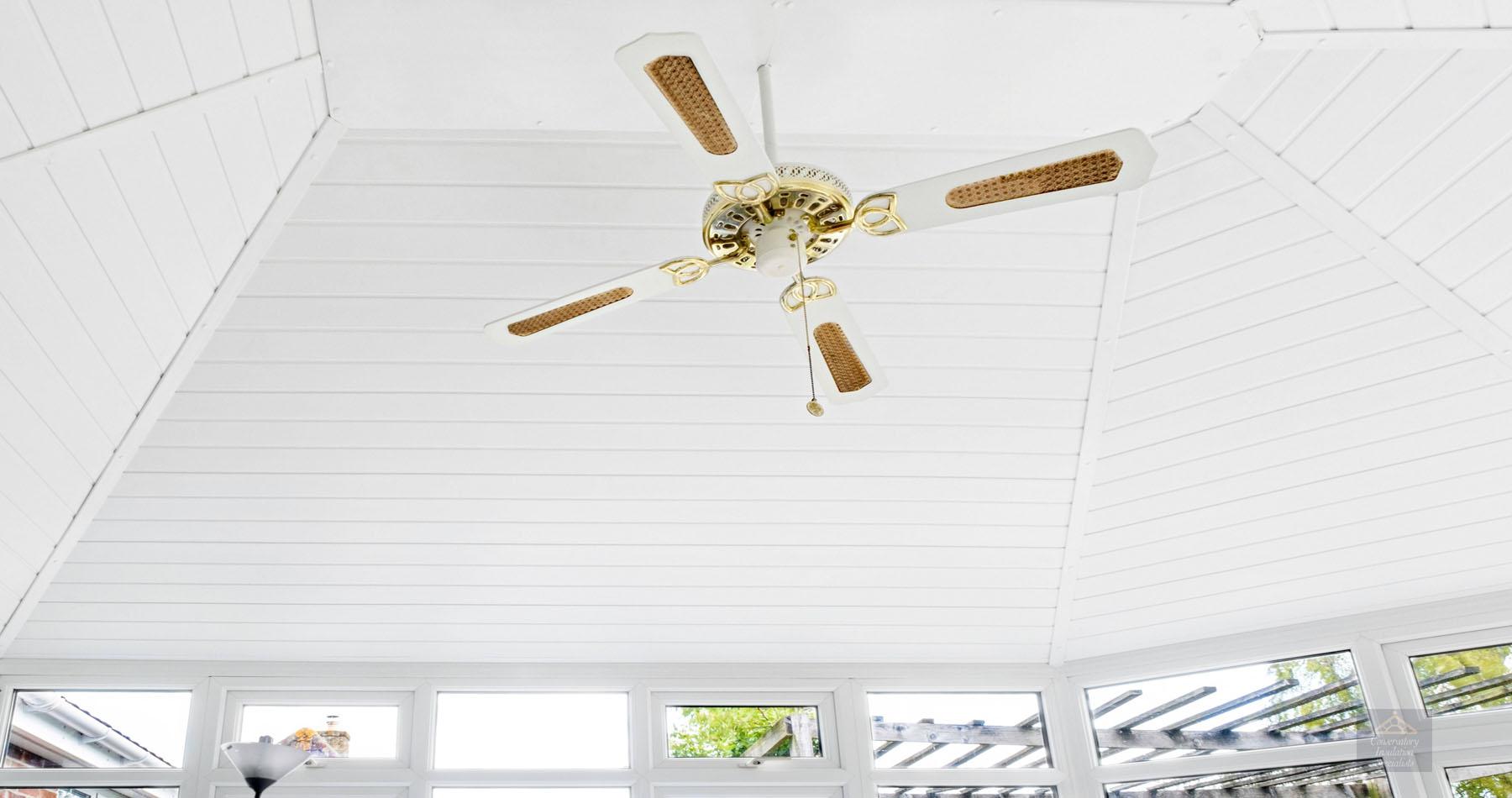 Conservatory insulation service